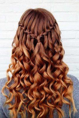 Nieuw Afbeelding van Linda Brachel op Mijn haar op mooi maken | Kapsels MY-67