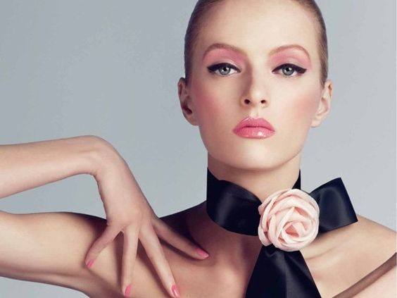 Beauty Crush: Dior Chérie Bow Makeup Collection For Spring 2013.