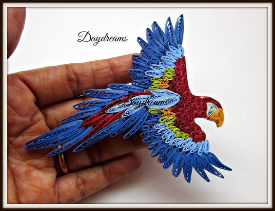 Quilling Patterns: