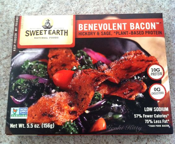 Sweet Earth Benevolent Bacon Review