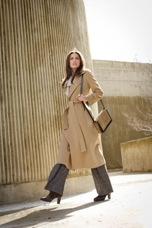 Cashmere Love Story Coat