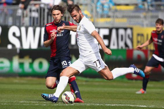 Cagliari Calcio v Hellas Verona FC - Serie A #Ekdal