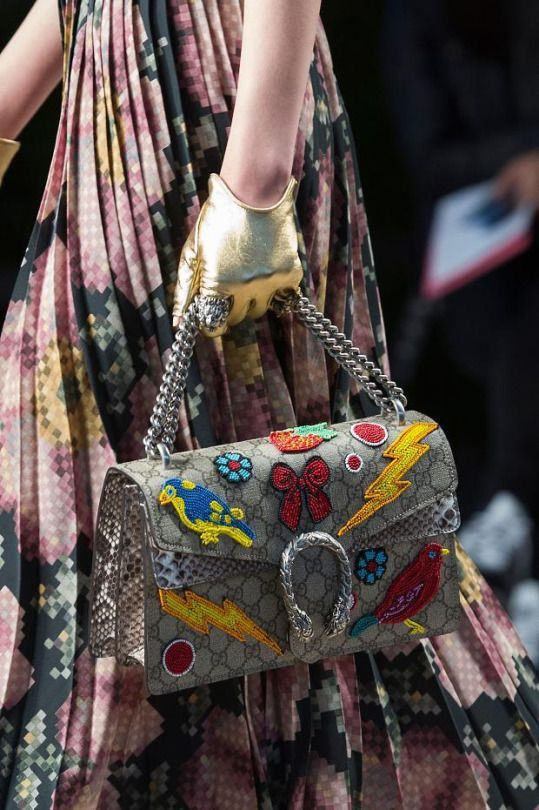 Gucci by Alessandro Michele S/S 2016 (Details)