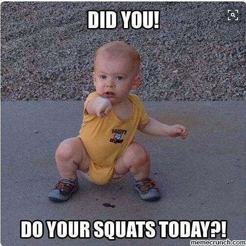 Day 11 Boys Girls Are You Ready I Know You Are Today We Have 30 Bridge Lifts 30 Squats And 30 Lunges Workout Memes Workout Humor Workout Quotes Funny
