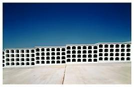 <i>Ayamonte</i> 1997 C-print 71 x 100 1/2 inches; 180 x 255 cm