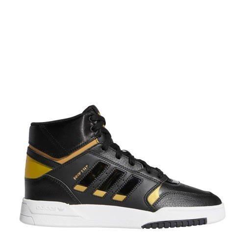 adidas schoenen zwart met goud