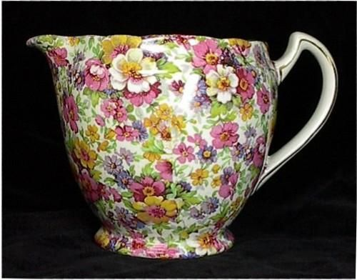Du Barry - I know it's not a teapot, but I love it!