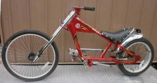 Schwinn Stingray Orange County Chopper Bicycle Bike Very Nice Bicycle Bike Bicycle Orange County Choppers