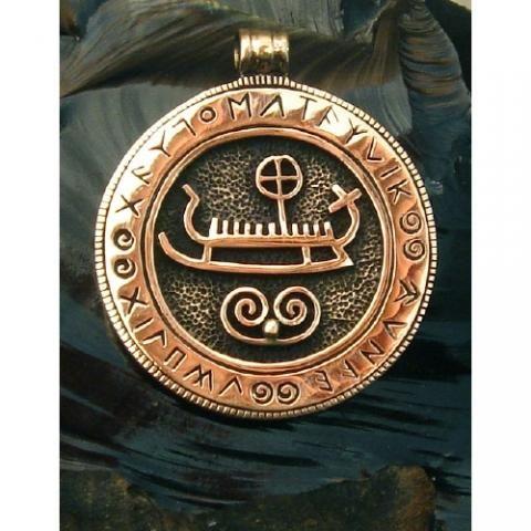 Viking amulet