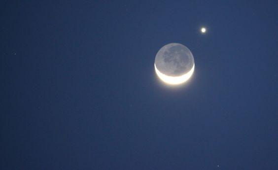 Veja 6 imagens da ocultação de Vênus pela Lua - Fotos - INFO