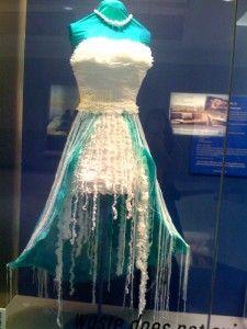 Jelly fish dress