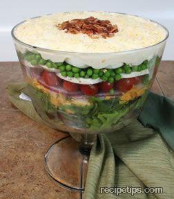 Layered Trifle Salad