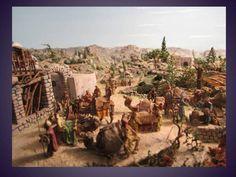 Foro de Belenismo - Paso a paso -> Curso de Perspectiva adaptado al Belenismo y como ejemplo el montaje del Belén de la Calle Goya