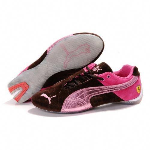 Puma + Ferrari + Shoes \u003d OMG