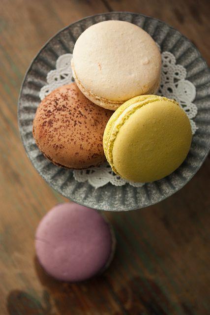 macaron by mellow_stuff, via Flickr