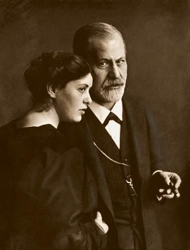 Lou Andreas-Salome & Sigmund Freud: