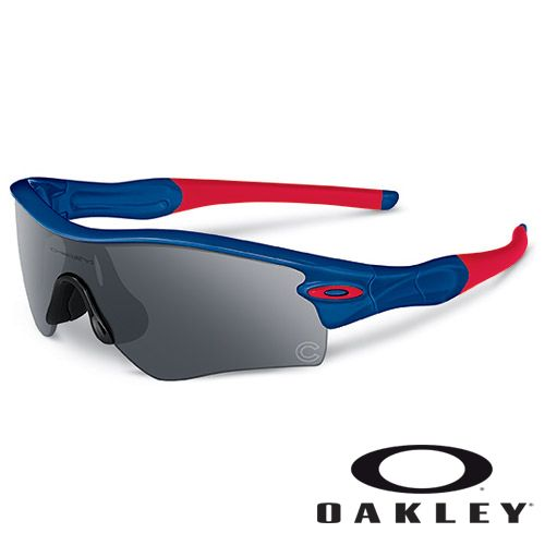 oakley outlet chicago  chicago cubs mlb? radar? path? sunglasses by oakley mlb shop