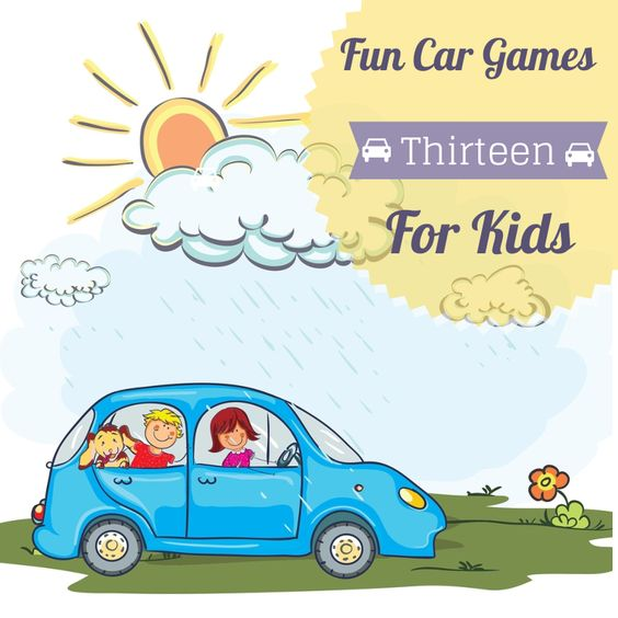 thirteen fun car games for kids to play while traveling ad travel jbbb