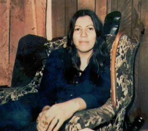 Anna Mae Aquash was a Mi'kmaq activist from Nova Scotia who became a prominent member of the American Indian Movement (AIM) during the early 1970s. She was found murdered in 1976 on the Pine Ridge Indian Reservation. http://bit.ly/SiHUps