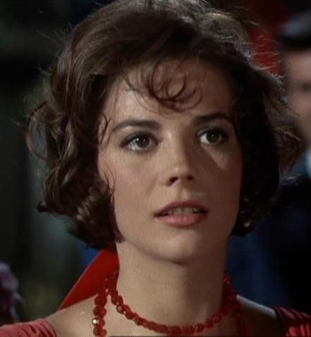 Natalie Wood in 'Splendor in the Grass', 1961.