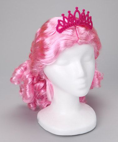 Save Now on this Jewel Sparkles Wig by Lalaloopsy on #zulily today! $8.49