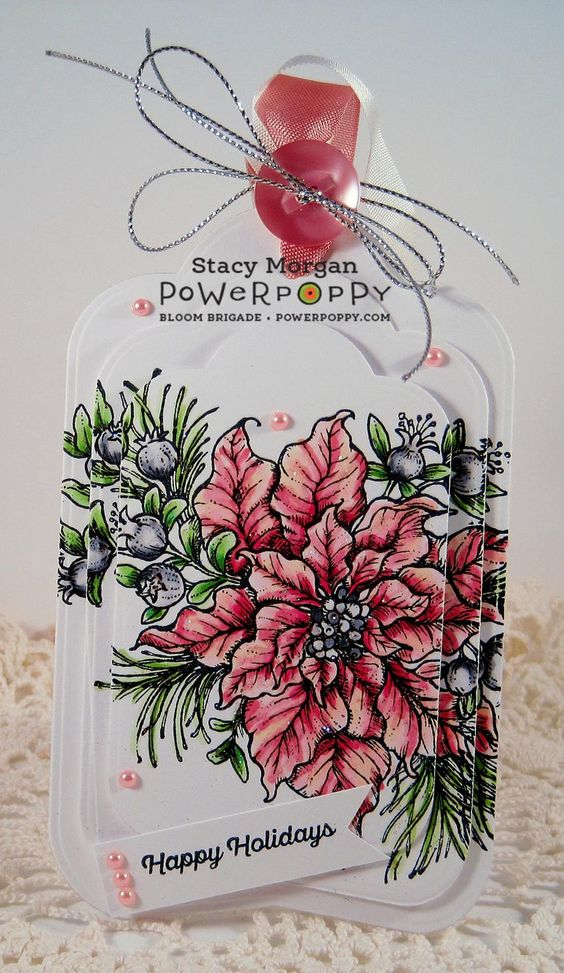 Poinsettia  http://powerpoppy.com/collections/clear-stamps/products/poinsettia