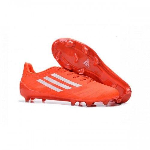 official photos b8f54 b77f3 Conéue pour souligner la vitesse de tes foulées, cette chaussure de football  adidas f50 trx fg hommes domine le terrain avec ses couleurs lumineuse…