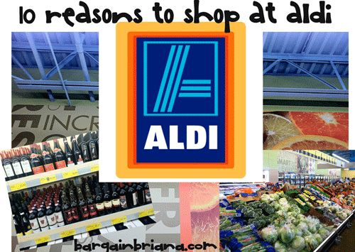 10 Reasons I Love to Shop at ALDI
