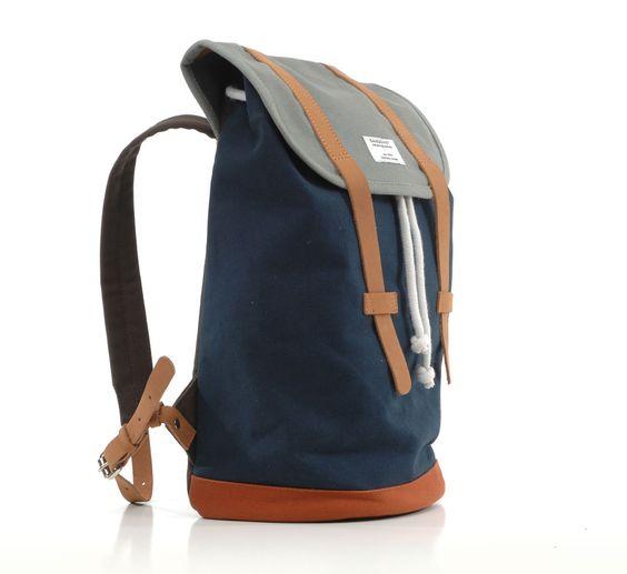 stig backpack by sandqvist ::Roztayger :: Designer Handbags  Accessories