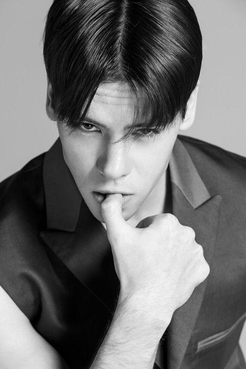 #Model Markus Gyarmati for Philosophy by #photographer Kristof...