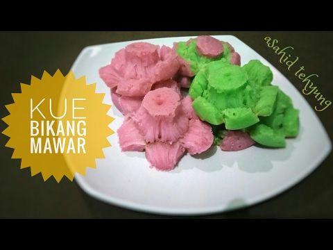 Resep Kue Bikang Mawar Cara Tradisional Lengkap Youtube Resep Kue Kue Resep