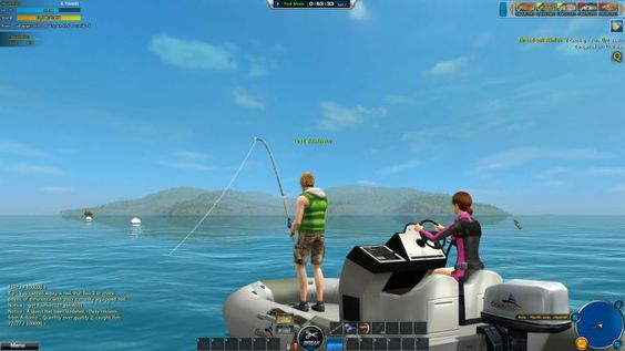 World of Fishing is a Free to play (F2P), Fishing simulation Multiplayer Game (sport game) featuring addiction hunt for rare fish