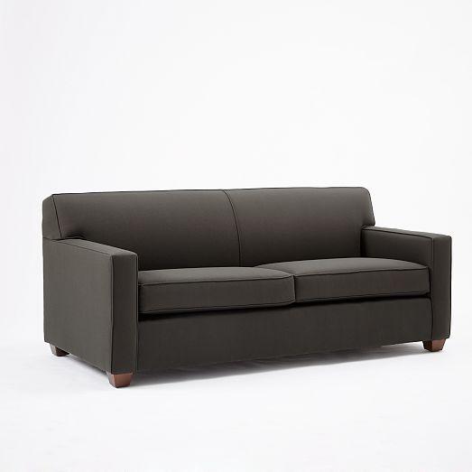 Modern Club Sofa | West Elm