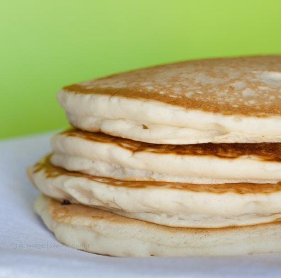 how to make vegan pancakes without baking powder