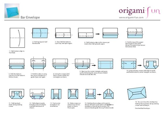 How-To-Make-An-Origami-Envelope.jpg (638×452)