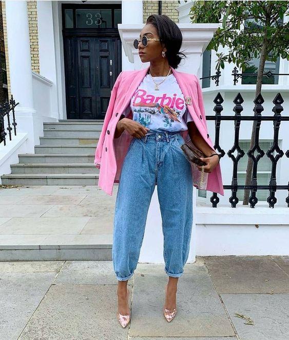 8 Dicas Para Deixar o Seu Look Com Calça Jeans Incrível, look com calça jeans, look do dia calça jeans, look calça jeans, calça jeans, look com calça jeans diferente, looks diferentes com calça jeans, looks de inverno com calça jeans
