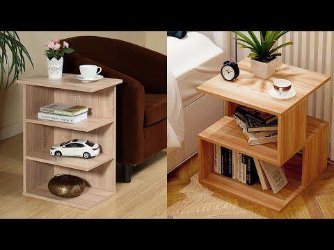 40 Bedside Table Sofa Side Table Design Toheed Wood Youtube In 2020 Side Table Design Sofa Side Table Wood Bedside Table