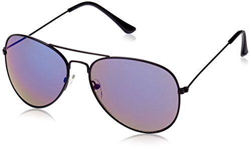 JACK & JONES Herren Sonnenbrille Jjcolour Sunglasses, Gr. One size, Gelb (Gold Colour/J1095-01 Detail:J1095-01)