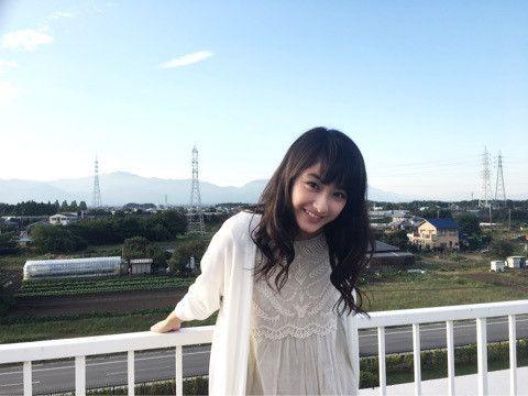 笑顔の平佑奈