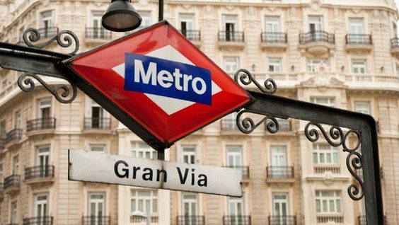 Fancy - Metro - Madrid