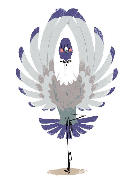 """""""L'œil du pigeon"""" - Guillaume Plantevin"""