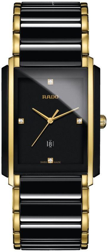 Rado Watch Integral L #bezel-fixed #bracelet-strap-ceramic #brand-rado #case-depth-7-4mm #case-material-yellow-gold-pvd #case-width-31mm #delivery-timescale-4-7-days #dial-colour-black #gender-mens #luxury #movement-quartz-battery #official-stockist-for-rado-watches #packaging-rado-watch-packaging #style-dress #subcat-integral #supplier-model-no-r20204712 #warranty-rado-official-2-year-guarantee #water-resistant-50m