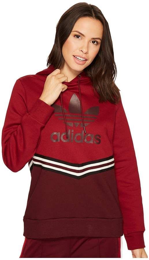 Adidas Red Originals Adibreak Hoodie