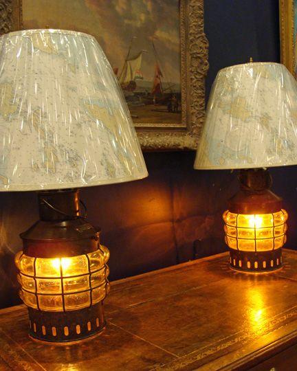Den Haan Copper Ankerlicht Table Lamp