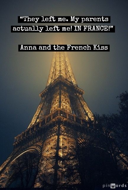 Anna and the French Kiss: