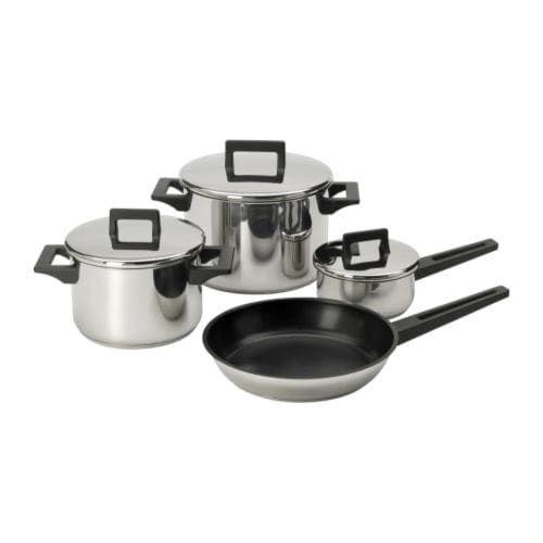 Snitsig 7 Piece Cookware Set