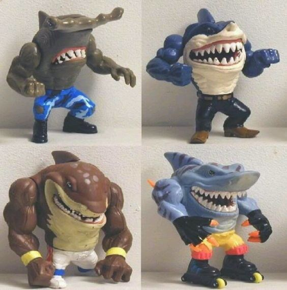 Coolest Toy Ever : Street sharks coolest toy ever fun stuff