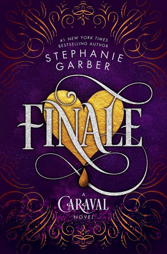 Caraval tome 3 de Stéphanie Garber