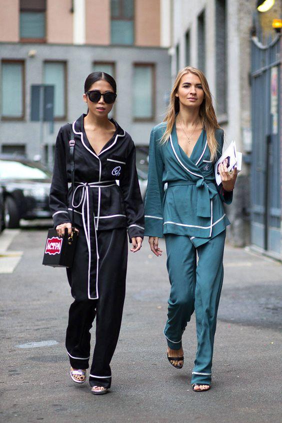 Street Style - Milan Fashion Week Street Style Spring 2015 - Harper's BAZAAR: