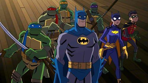 Assistir Batman Vs As Tartarugas Ninja Online Dublado Com Imagens